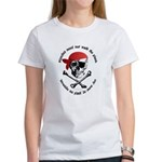 Wenches Plank Choice Women's T-Shirt