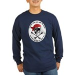 Wenches Plank Choice Long Sleeve Dark T-Shirt