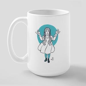 Dorothy Large Mug