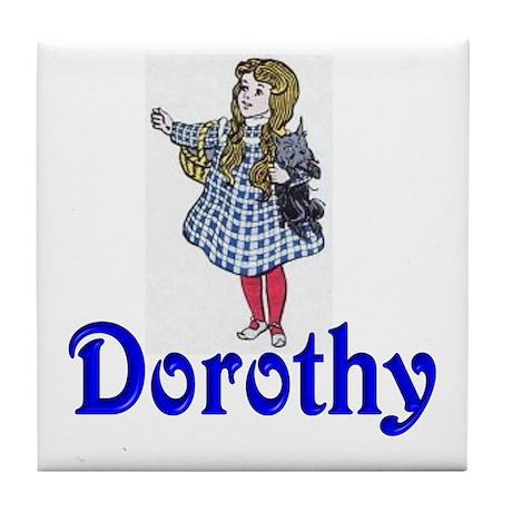 Dorothy Tile Coaster