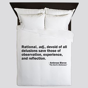 Rational Queen Duvet