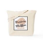 Prairie Muffin Tote Bag