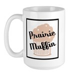 Prairie Muffin Large Mug
