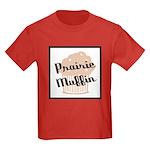 Prairie Muffin Kids Dark T-Shirt