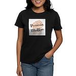 Prairie Muffin Women's Dark T-Shirt