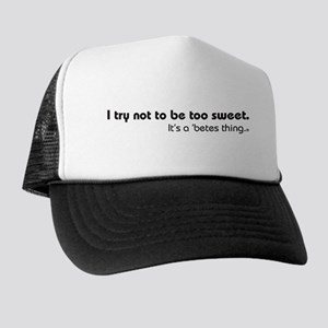 It's A 'Betes Thing Trucker Hat