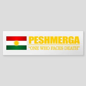 Peshmerga Bumper Sticker