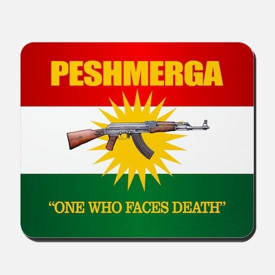 Peshmerga Mousepad