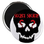 """2.25"""" Secret Society Magnet (100 pack)"""