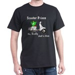 Scooter Frog Dark T-Shirt