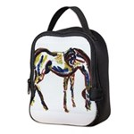 Tribal Horse Neoprene Lunch Bag
