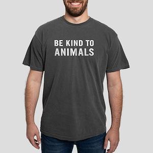 Be Kind Animals Mens Comfort Colors Shirt
