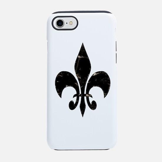 fleurdelis.png iPhone 7 Tough Case