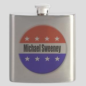 Michael Sweeney Flask