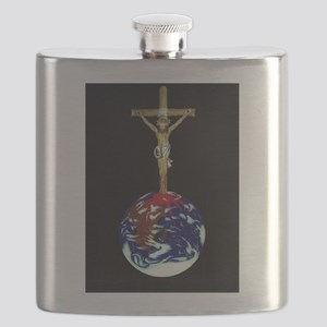 The Blood (Revelation 1:5-6) Flask
