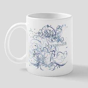 Blue Chakra Mug