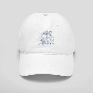 Blue Chakra Cap