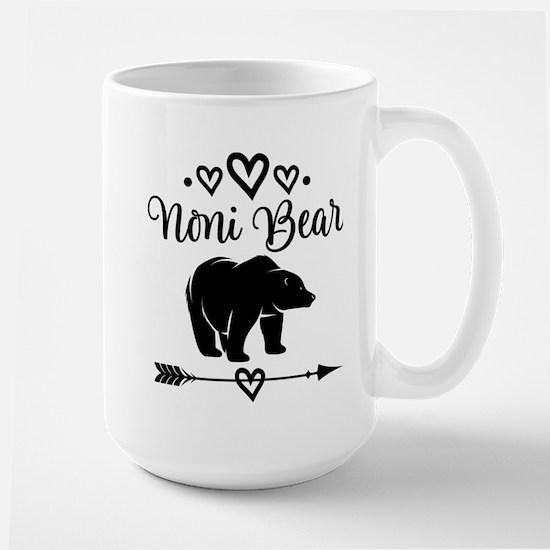 Noni Bear Grandma Gift Mugs