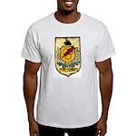 USS HIGBEE Ash Grey T-Shirt
