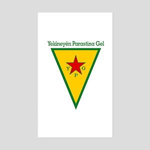 YPG Sticker