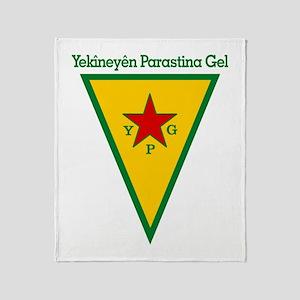 YPG Throw Blanket