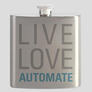 Live Love Automate Flask