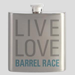 Barrel Race Flask