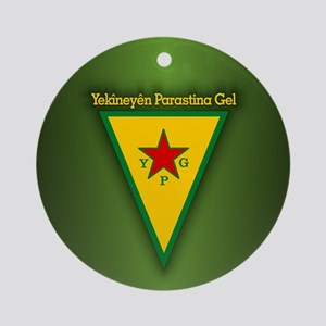 YPG Ornament (Round)