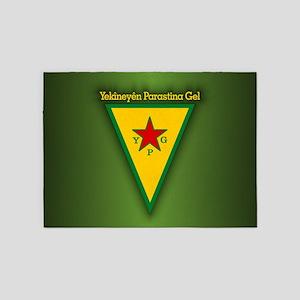 YPG 5'x7'Area Rug