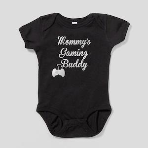 Mommys Gaming Buddy Baby Bodysuit