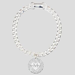 Romantic Monogram Bracelet