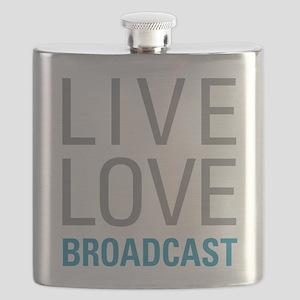 Broadcast Flask