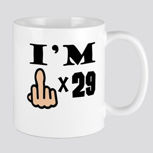 Im Middle Finger Times 29 Mugs