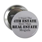"4th Estate > Real Estate - 2.25"" Button (1"