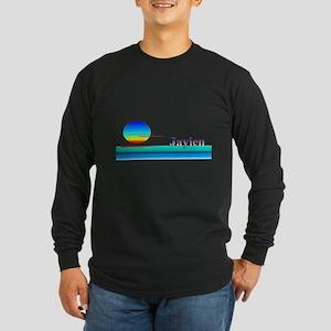 Jaylen Long Sleeve Dark T-Shirt