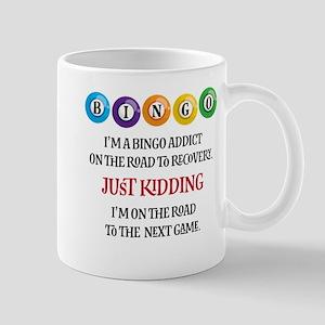 Bingo Addict Mugs