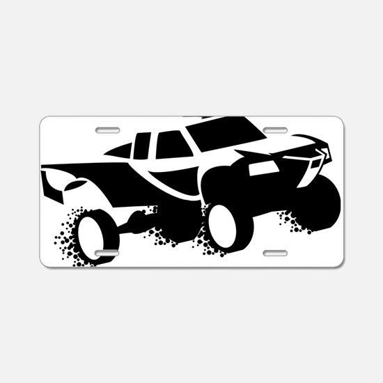 Cool Offroad Aluminum License Plate