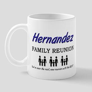 Hernandez Family Reunion Mug
