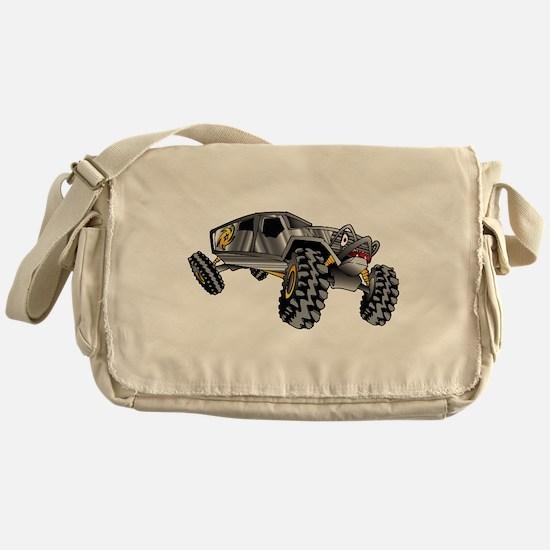 Cute Monster high Messenger Bag