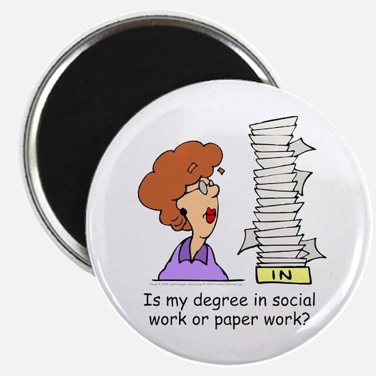 My Degree (Design 2) Magnet
