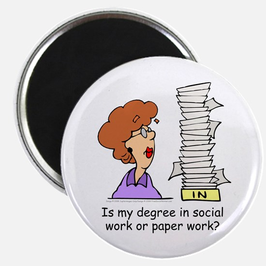 My Degree (Design 2) Magnets (10 pack)