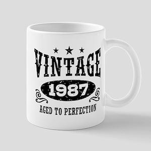Vintage 1987 Mug