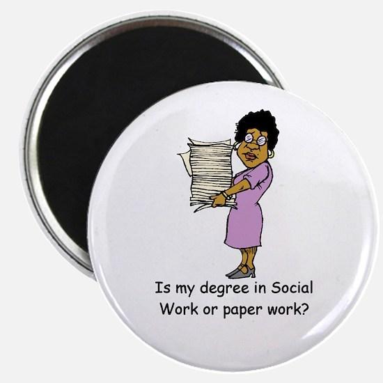 My Degree (Design 3) Magnet