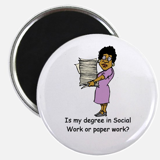 My Degree (Design 3) Magnets (10 pack)