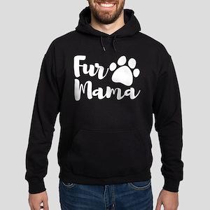 Fur Mama Hoodie (dark)