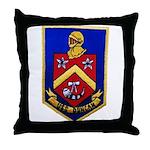 USS DUNCAN Throw Pillow