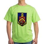 USS DUNCAN Green T-Shirt