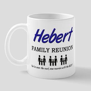 Hebert Family Reunion Mug