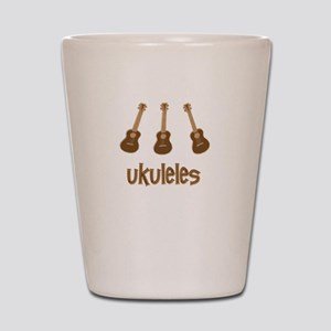 Popular Ukulele Shot Glass