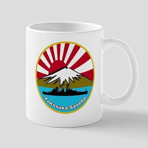 Yokosuka Sasebo Mug